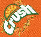 Orange Crush 2 liter